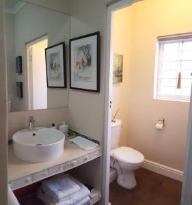 Gardenfly Guesthouse, Apartmány  Somerset West - big - 34