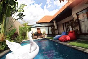 The Green Kamboja Villa, Villas  Sanur - big - 39