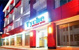 Tyche Boutique Hotel, Hotely  Legazpi - big - 33