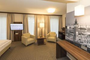 Premium-1-værelseslejlighed