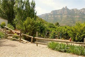 Villa Pla Els Bacus, Villas  Monistrol - big - 45