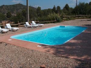 Villa Pla Els Bacus, Villas  Monistrol - big - 46