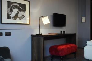 George M - værelse
