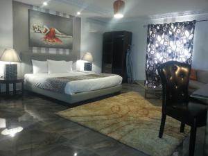 Key Boutique Hotel, Hotels  Lomé - big - 27
