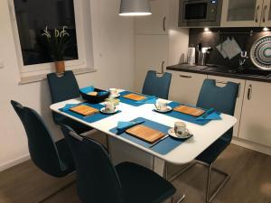 Haus Baltic Cube, Ferienwohnungen  Börgerende-Rethwisch - big - 180