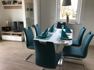 Haus Baltic Cube, Ferienwohnungen  Börgerende-Rethwisch - big - 177