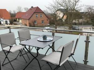 Haus Baltic Cube, Ferienwohnungen  Börgerende-Rethwisch - big - 173