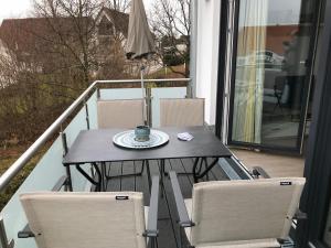 Haus Baltic Cube, Ferienwohnungen  Börgerende-Rethwisch - big - 171