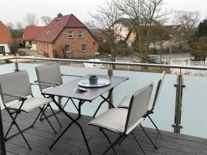 Haus Baltic Cube, Ferienwohnungen  Börgerende-Rethwisch - big - 172