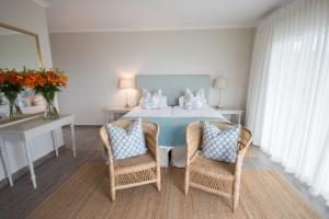 Deluxe Double or Twin Room with Sea View - Knysna Sea Horse