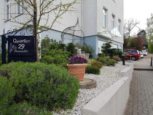 Quartier 29 _ Feriensuiten an der, Апартаменты  Ойтин - big - 24
