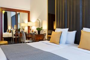 Dvoulůžkový pokoj Melia s oddělenými postelemi