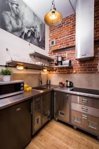 Top Spot Residence, Апартаменты  Краков - big - 124