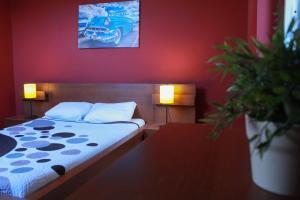Top Spot Residence, Апартаменты  Краков - big - 142