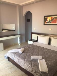 Hotel Kolagji, Hotels  Himare - big - 42