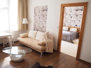 La Rose Blanche, Apartmány  Praha - big - 3