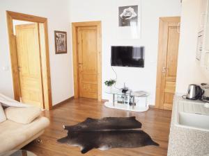 La Rose Blanche, Apartmány  Praha - big - 8