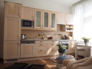La Rose Blanche, Apartmány  Praha - big - 5