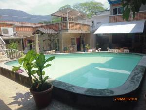 Hotel Los Arcos, Hotels  Jalcomulco - big - 39