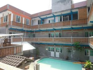 Hotel Los Arcos, Hotely  Jalcomulco - big - 38