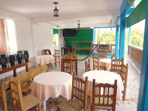Hotel Los Arcos, Hotely  Jalcomulco - big - 37