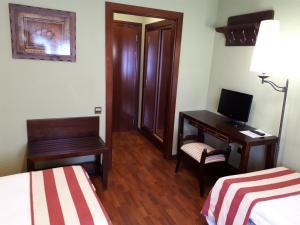 Hotel Urogallo, Hotely  Vielha - big - 27