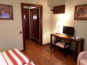 Hotel Urogallo, Hotely  Vielha - big - 32