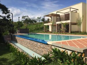 Condominio Campestre Mandari, Apartments  Doradal - big - 19