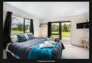 Tui Ridge Park, Prázdninové areály  Rotorua - big - 19