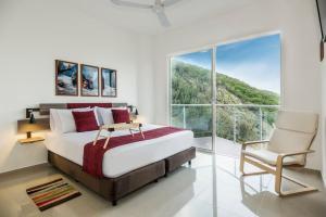 Apartamento Terrazas Tayrona, Appartamenti  Santa Marta - big - 73