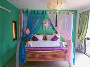 Garden Yard Inn Chiangmai, Penziony – hostince  Chiang Mai - big - 28