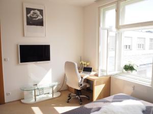 La Rose Blanche, Apartmány  Praha - big - 7