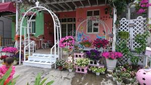 Rose Castle, Homestays  Taitung City - big - 42
