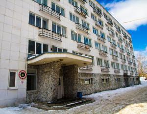 Гостиница Уктус
