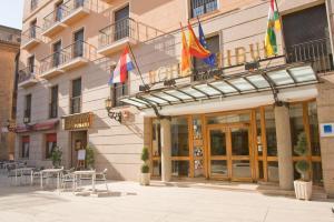 Hotel Tibur, Hotely  Zaragoza - big - 50
