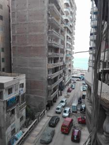 Sidi Bishr Furnished Apartments - Adnan Madnei 1 (Families Only), Apartmány  Alexandria - big - 46
