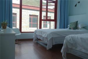 Lhasa 21 Boutique Hotel, Privatzimmer  Lhasa - big - 22