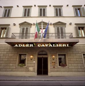 Adler Cavalieri Hotel, Hotels  Florenz - big - 1