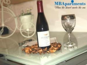 MBApartments, Apartmanok  Eilat - big - 16