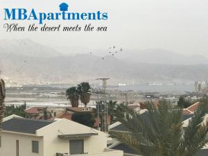 MBApartments, Apartmanok  Eilat - big - 17