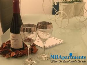 MBApartments, Apartmanok  Eilat - big - 24