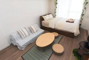 Tokyo Faminect Apartment FN166, Apartmány  Tokio - big - 4