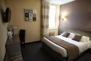 Brit Hotel Le Surcouf, Hotely  Saint Malo - big - 53