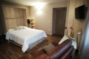 Brit Hotel Le Surcouf, Szállodák  Saint Malo - big - 21