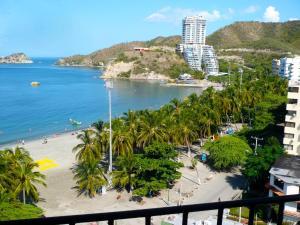 Apartamento 10c Edf.Playa, Apartmanok  Santa Marta - big - 1
