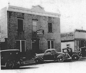 Historic Melrose Hotel, Motely  Grand Junction - big - 18
