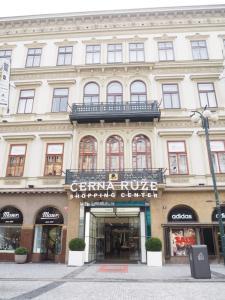 La Rose Blanche, Ferienwohnungen  Prag - big - 4