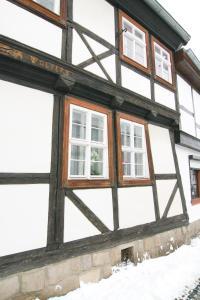 Urlaub im Fachwerk - Das Sattlerhaus, Apartments  Quedlinburg - big - 41