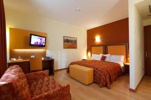 Hotel Villa Delle Rose, Отели  Оледжо - big - 7