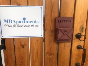 MBApartments, Apartmanok  Eilat - big - 38